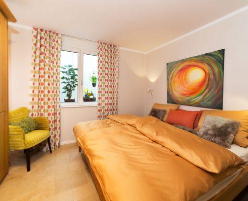 Schlafzimmer Ferienwohnung in Prien am chiemsee - von Privat buchen