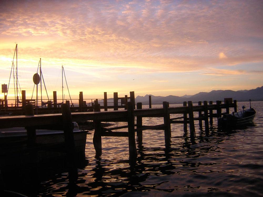 Urlaub am Chiemsee Ferienwohnung buchen von Privat